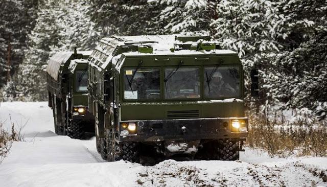 Sistem rudal Iskander-M