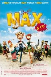 Max, un zorro de 15 años llega a la ciudad