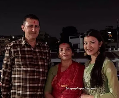 Prisma Khatiwada Tik Tok Star Family