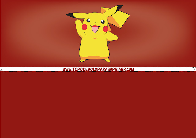 faixa lateral pokemon para imprimir