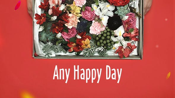 Any Happy Day Opener[Videohive][After Effects][15278495]