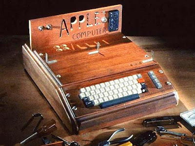 The Flying Tortoise: The Very First Apple Computer Came In ...