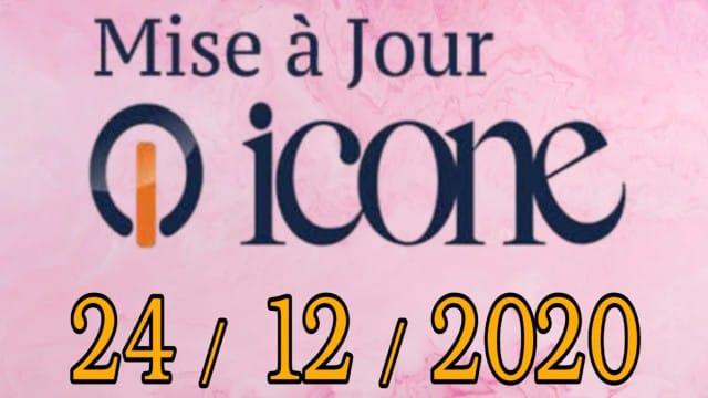 جديد تحديثات اجهزة ايكون ICONE الكورية 20201224