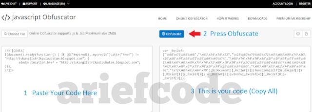 encode credit link