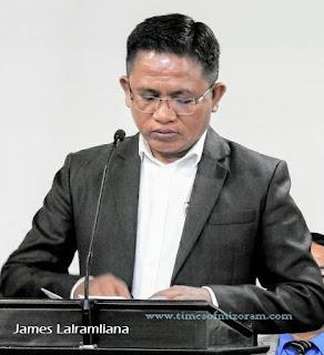James Lalramliana