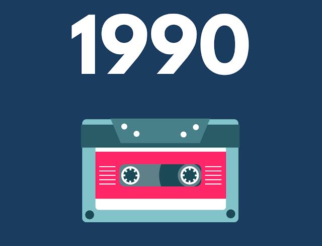 ECHENIQUE MIX - 1990 THE LOST MIXES (2020 CD MIXED)