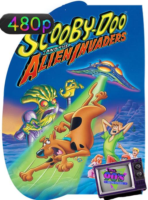 Scooby-Doo y Los Invasores Aliens (2000) DVDRip 480p Latino [Google Drive] Tomyly