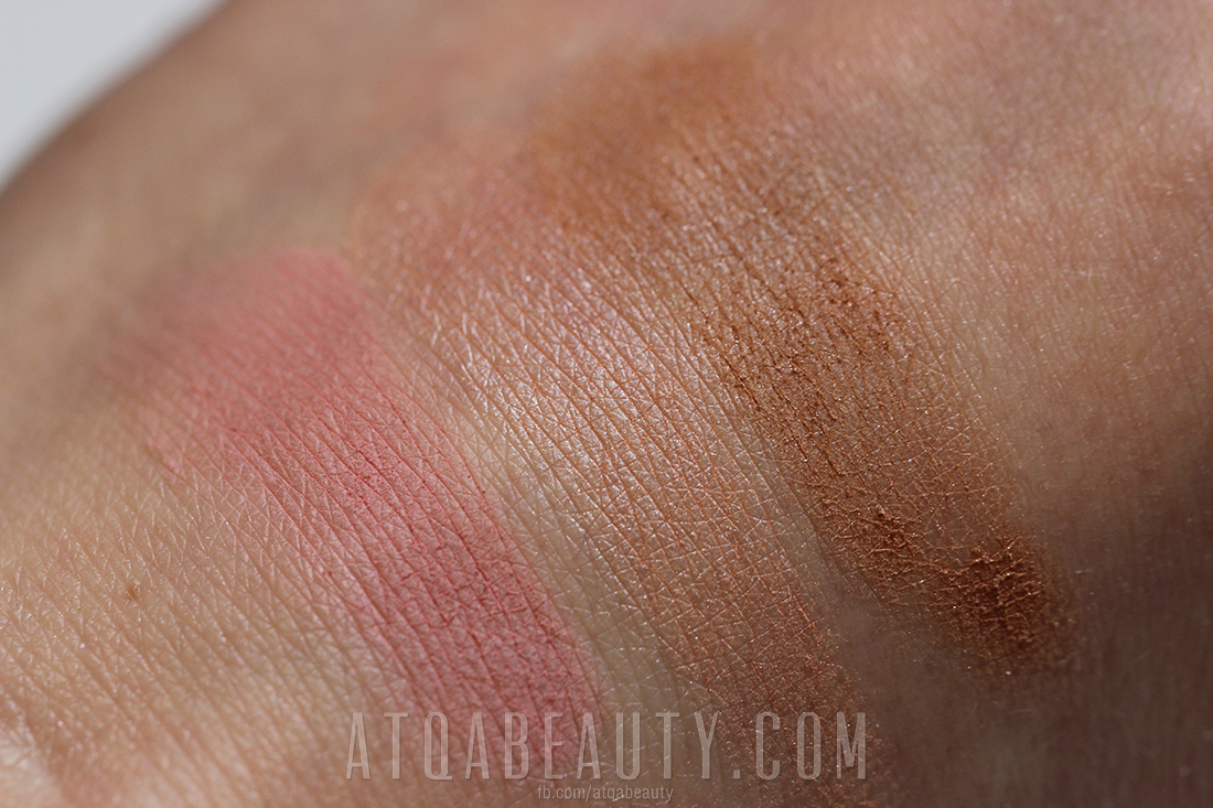 My Secret Blusher :: 101 Cool Pink • 102 Peach Pink • 103 Tan