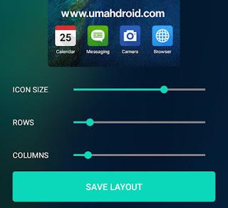 Tips Mengubah Ukuran Icon di Android