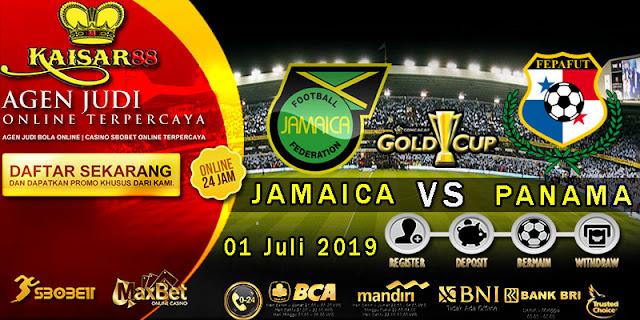 Prediksi Bola terpercaya laga CONCACAF Gold Cup Jamaica Vs Panama 1 Juli 2019