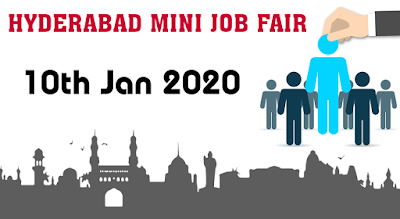 Job Mela in Hyderabad employment opportunities for unemployed Youths & Young people in the private sector