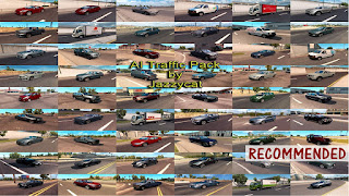 ats ai traffic pack v6.5.1 by jazzycat
