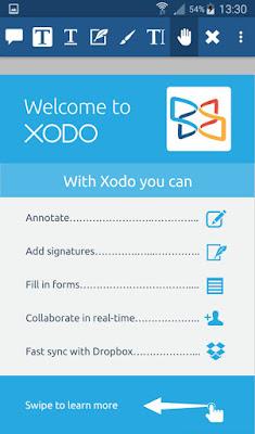 تطبيق Xodo للأندرويد, تنزيل Xodo مدفوع, تحميل Xodo apk pro