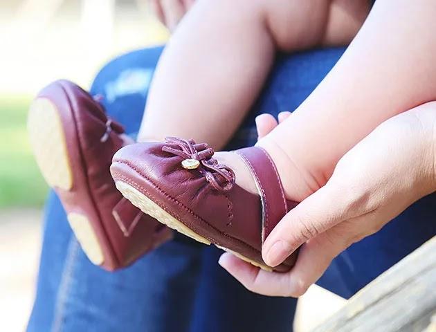 Calçados Klin para um caminhar saudável