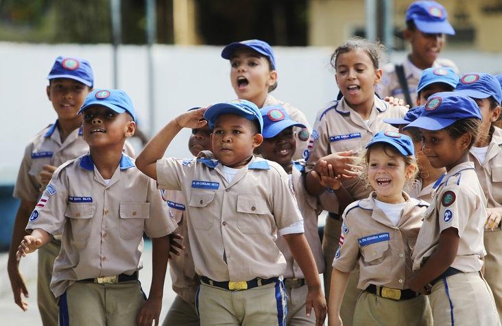 Inscrições para sorteio de vagas para o Colégio da Polícia Militar começam segunda-feira (3) - Foto Eloi Corraa GOVBA - Portal Spy Notícias