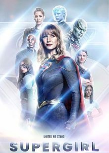 Sinopsis pemain genre Serial Supergirl Season 5 (2019)