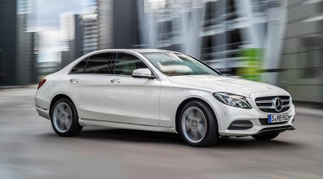 Mercedes-C200-hcm