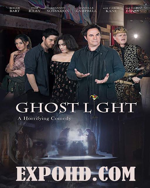 Ghost Light 2018 IMDb 720p | 1080p | Esub 1.2Gb