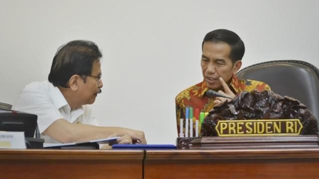 Nah Lho! Jokowi dan Menterinya Tidak Kompak soal Kaltim Ibu Kota Baru