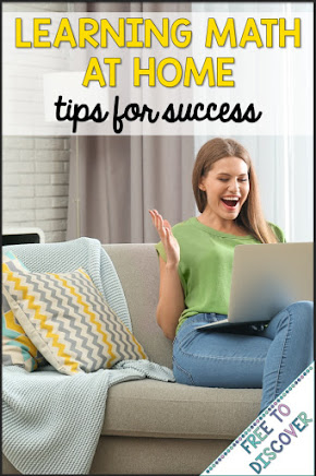 learning math at home tips for success