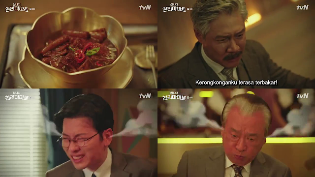 Rekomendasi Drama Korea Pegasus Market Lovehaseyo