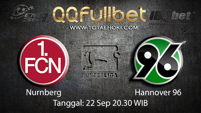 Prediksi Bola Jitu Nurnberg vs Hannover 22 September 2018 ( German Bundesliga )