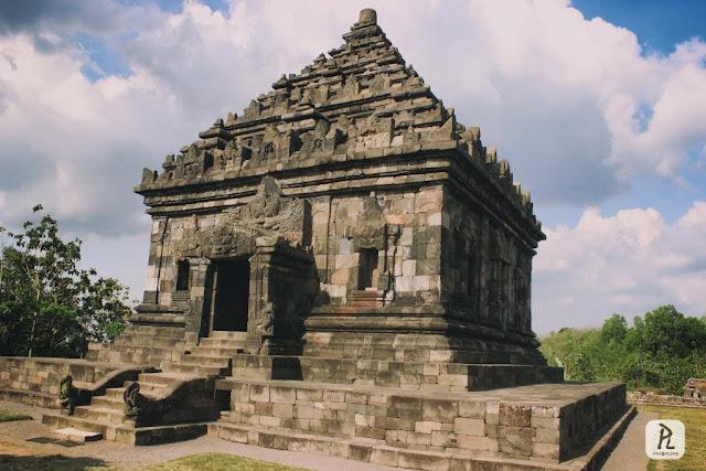 Lokasi Candi Ijo Yogyakarta