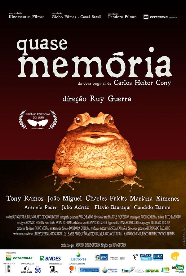 Resultado de imagem para quase memória filme download