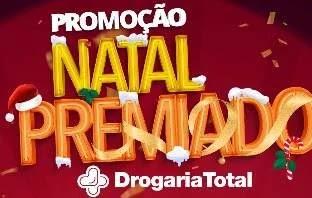 Promoção Drogaria Total Natal 2019 Premiado 13 Motos 0KM