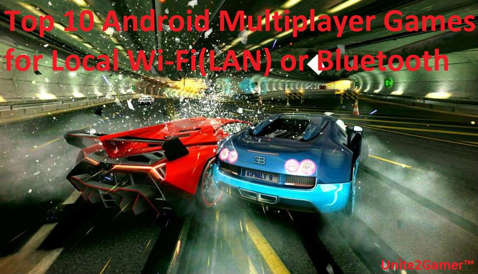 Offline multiplayer games for android