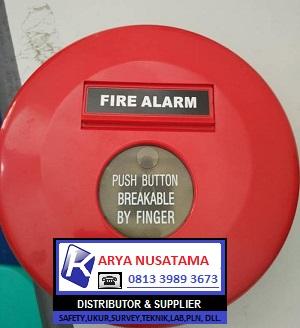 Jual Alarm Kebakaran Tombol Push Button di Malang