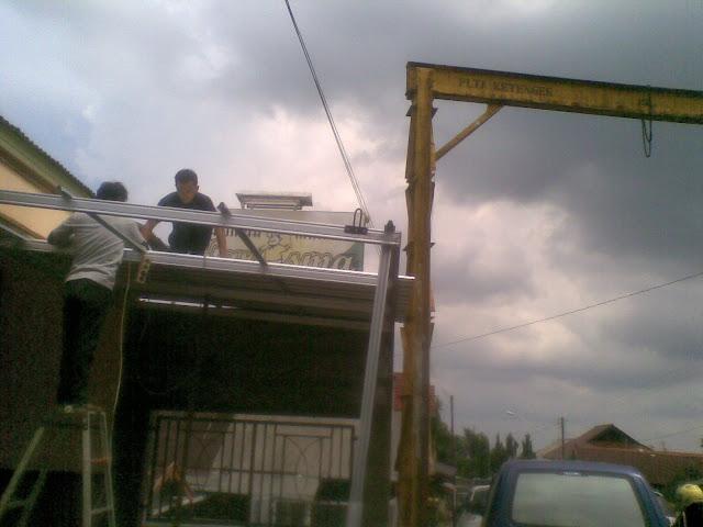 Kanopi Baturaden Purwokerto