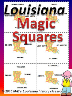 https://www.teacherspayteachers.com/Product/LOUISIANA-Magic-Squares-puzzle-2590200