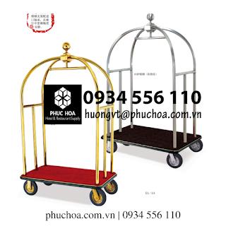 Xe đẩy hành lý Chinasouth cao cấp