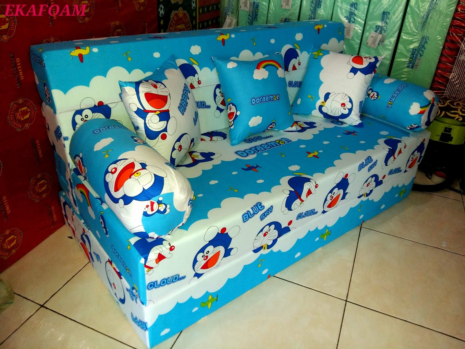 sofa bed inoac 3 in 1 abbyson living beverly leather sofabed motif anak 23 10 2014 agen resmi kasur