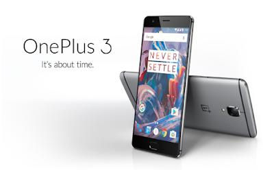 Oneplus ,Oneplus 3,Oxygen,أخبار التكنولوجيا ,عالم التقنيات,هواتف 2016 ,ram 6