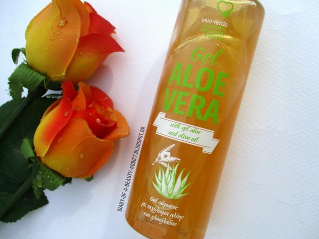 Ξηρό και αφυδατωμένο δέρμα; Όχι πια! ║ Vivo Verde Aloe Vera Gel Σώματος