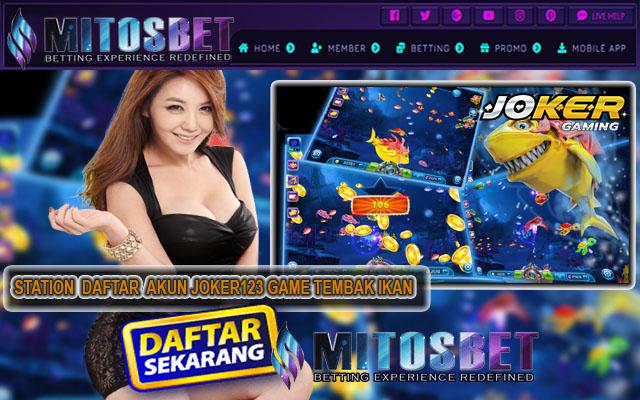 Judi Ikan Joker123 Gaming