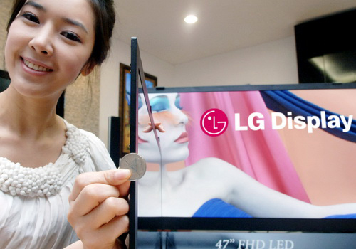 Tinuku LG Display set $3.5 billion to build OLED smartphone factory