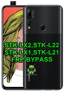 Huawei Y9 Prime[STK-LX2,STK-L22,STK-LX1,STK-L21] FRP Bypass Downgrade Offical Stock RomFirmwareFlash file Download