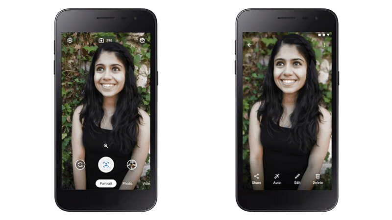 Google introduces Camera Go app for Android (Go edition) devices
