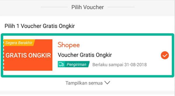 Voucher Gratis Ongkir Shopee Tidak Bisa Digunakan Ini Dia Penyebabnya