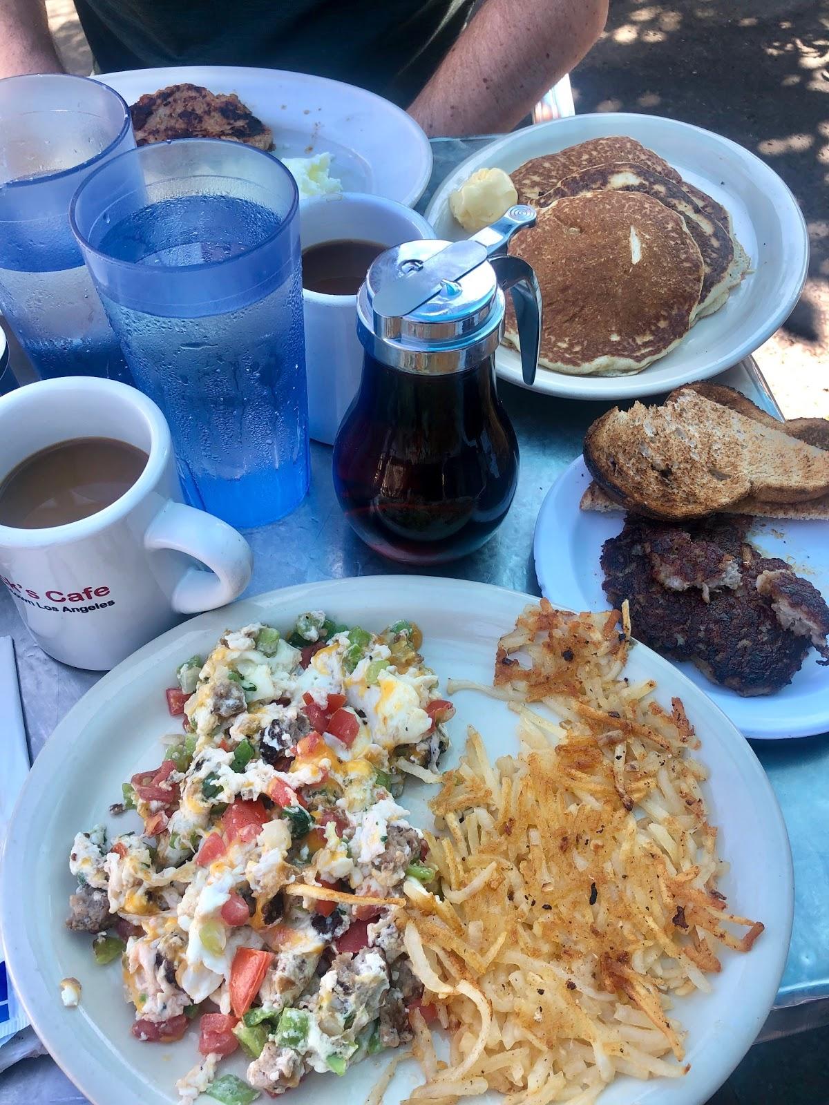 Nick's Cafe downtown LA Review