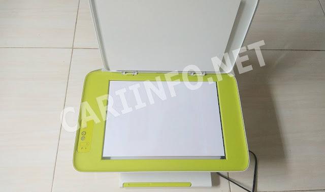 Cara Scan di Printer HP Deskjet 2135 Sangat Mudah