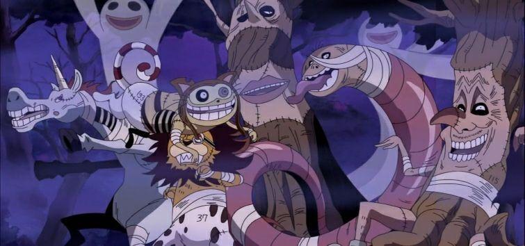 10 Zombie Terkuat Thriller Bark dalam Cerita One Piece - MogiMogy