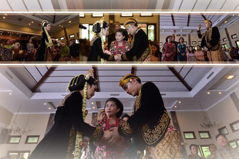 pernikahan adat jawa solo