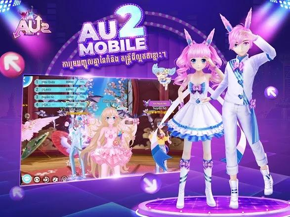 Au2 Mobile - Audition Khmer
