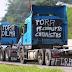 Não é só combustível: caminhoneiros em greve pedem saída de Dilma. Veja imagens!