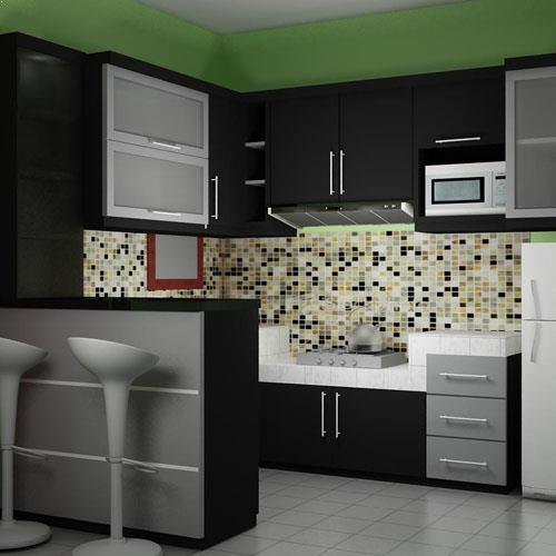 bahan membuat kitchen set sendiri