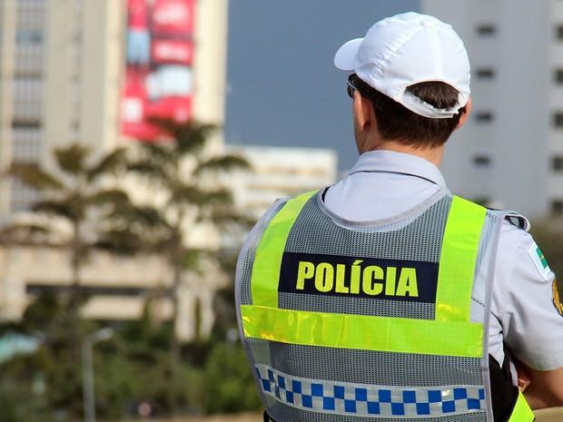 Aulão beneficente para carreiras policiais